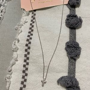 Simply Southern Cross Necklace
